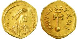 Ancient Coins - Coin, Heraclius, Tremissis, 610-641, Constantinople, , Gold, Sear:787