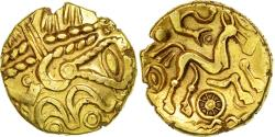 Coin, Suessiones, Stater, , Gold, Delestrée:168