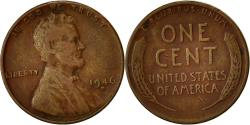 Us Coins - Coin, United States, Lincoln Cent, Cent, 1946, U.S. Mint, Denver,