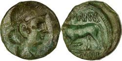 Ancient Coins - Coin, Remi, Bronze Æ, GERMANVS INDVTILLI,10 BC, , Bronze, Delestrée:707