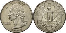 Us Coins - Coin, United States, Washington Quarter, Quarter, 1995, U.S. Mint, Philadelphia