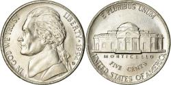 Us Coins - Coin, United States, Jefferson Nickel, 5 Cents, 1994, U.S. Mint, Denver