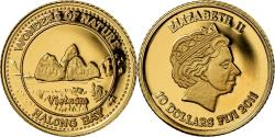 World Coins - Coin, Fiji, Elizabeth II, 10 Dollars, 2011, , Gold, KM:299