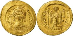 Coin, Justinian I, Solidus, 545-565, Constantinople, , Gold, Sear:140