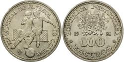 World Coins - Coin, Portugal, 100 Escudos, 1986, Lisbon, , Copper-nickel, KM:637