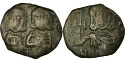 Ancient Coins - Coin, Constantine V and Leo IV, Follis, 757-775, Syracuse, , Copper