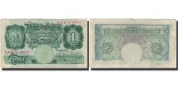 World Coins - Banknote, Great Britain, 1 Pound, 1934, KM:363c, VF(30-35)