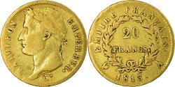 World Coins - Coin, France, Napoléon I, 20 Francs, 1813, Paris, , Gold, KM:695.1