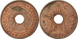 World Coins - Coin, Belgian Congo, Centime, 1910, , Copper, KM:15