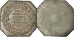 World Coins - France, Medal, Défense Victorieuse de Reims par le Général Petit, 1939-1945