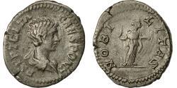 Ancient Coins - Coin, Geta, Denarius, 199, Rome, EF(40-45), Silver, RIC:13a