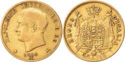 World Coins - Coin, ITALIAN STATES, KINGDOM OF NAPOLEON, Napoleon I, 20 Lire, 1809, Milan