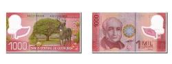 World Coins - Costa Rica, 1000 Colones, 2009, KM #274, UNC(65-70), A02304380