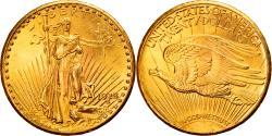 Us Coins - Coin, United States, Saint-Gaudens, $20, Double Eagle, 1928, U.S. Mint