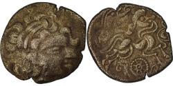 Ancient Coins - Coin, Redones, Stater, 80-50 BC, , Billon, Delestrée:2310