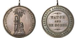 World Coins - INDIA-BRITISH, Medal, Total Abstinence Association, 1862, , Silver