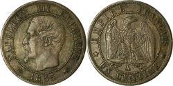 World Coins - Coin, France, Napoleon III, Centime, 1855, Paris, , KM 775.1