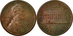 Us Coins - Coin, United States, Lincoln Cent, Cent, 1976, U.S. Mint, Denver,