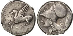 Ancient Coins - Acarnania, Argos Amphilochikon, Stater, , Silver, Pegasi 20
