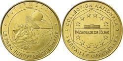 World Coins - France, Token, Touristic token, Jaunay-Clan - Futuroscope, 1999, MDP,