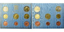 World Coins - Vatican, Set, Benoit XVI, 2012