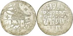 World Coins - Coin, Turkey, Selim III, Yuzluk, 1203//4 (1791), Istanbul, , Silver