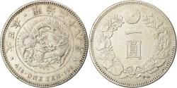 World Coins - Coin, Japan, Mutsuhito, Yen, 1895, , Silver, KM:A25.3