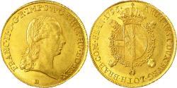 Ancient Coins - Coin, AUSTRIAN NETHERLANDS, Franz II, Souverain d'or, 1796, Kremnitz,