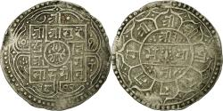Ancient Coins - Coin, Nepal, SHAH DYNASTY, Surendra Vikrama, Mohar, 1880 (1802 SE),