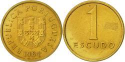 World Coins - Portugal, Escudo, 1984, , Nickel-brass, KM:614