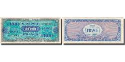 World Coins - France, 100 Francs, 1945 Verso France, 1945, 1945, EF(40-45), Fayette:VF25.9