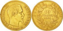 Ancient Coins - Coin, France, Napoleon III, Napoléon III, 10 Francs, 1859, Paris, VF(30-35)