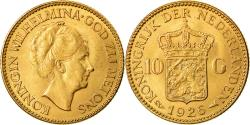 Ancient Coins - Coin, Netherlands, Wilhelmina I, 10 Gulden, 1926, , Gold, KM:162