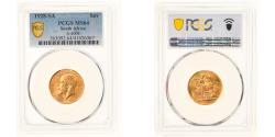 World Coins - Coin, South Africa, George V, Sovereign, 1928, Pretoria, PCGS, MS64,