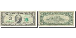 Us Coins - Banknote, United States, Ten Dollars, 1985, VF(20-25)