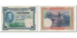 World Coins - Banknote, Spain, 100 Pesetas, 1925, 1925-07-01, KM:69a, VF(30-35)