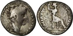 Ancient Coins - Coin, Tiberius, Denarius, Lyon - Lugdunum, , Silver, Cohen:16