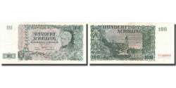 World Coins - Banknote, Austria, 100 Schilling, 1954, 1954-01-02, KM:133a, AU(55-58)