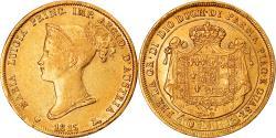 World Coins - Coin, ITALIAN STATES, PARMA, Maria Luigia, 40 Lire, 1815, Parma,
