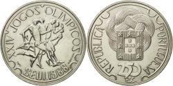 World Coins - Coin, Portugal, 250 Escudos, 1988, , Copper-nickel, KM:643
