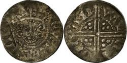 World Coins - Great Britain, Henry III, Penny, Canterbury, , Silver