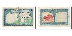 World Coins - Banknote, FRENCH INDO-CHINA, 1 Piastre = 1 Kip, Undated (1954), KM:100