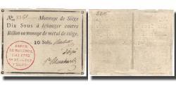 World Coins - France, 10 Sols, 1793, 1793-05-01, AU(50-53)