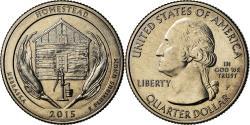 Us Coins - Coin, United States, Nebraska, Quarter, 2015, Philadelphia,