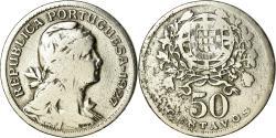 World Coins - Coin, Portugal, 50 Centavos, 1927, , Copper-nickel, KM:577