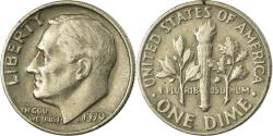 Us Coins - Coin, United States, Roosevelt Dime, Dime, 1970, U.S. Mint, Philadelphia