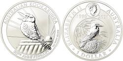 World Coins - Coin, Australia, Kookaburra - 30ème anniversaire, Dollar, 2020, Royal