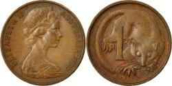 World Coins - Coin, Australia, Elizabeth II, Cent, 1972, , Bronze, KM:62