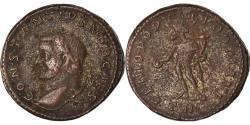 Ancient Coins - Coin, Constantius I, Follis, 296-297, Trier, , Billon, RIC:220a