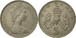 World Coins - Coin, Great Britain, Elizabeth II, 5 New Pence, 1980, , Copper-nickel